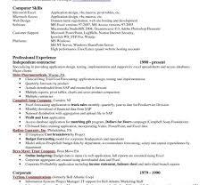 Ms Access Database Developer Resume Vba Excel Template Design