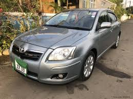 Used Toyota Avensis | 2009 Avensis for sale | Verdun Toyota ...