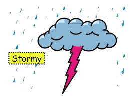 Image result for stormy day clipart images