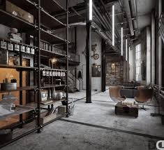 Very Industrial Loft