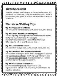 love valentine s day narrative essay writing prompt common core puppy love valentine s day narrative essay writing prompt common core aligned