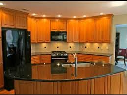Small Picture Kitchen ideas with oak cabinets YouTube
