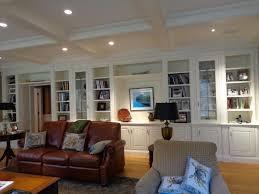 Living Room Bookcases Built In Painting Built In Bookcases Janefargo