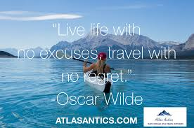 Safe Travel Quotes Awesome 48 Best Travel Quotes To Inspire You To Travel Atlas Antics