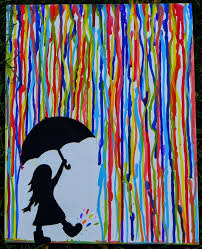 25 beautiful easy acrylic paintings ideas on acrylic art painting ideas