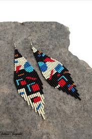 Mismatched <b>Asymmetric</b> Abstract Unusual earrings Geometric ...
