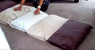 floor pillows diy. DIY Pillow Floor Cushions Pillows Diy