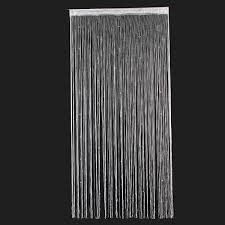 string curtain beads wall panel spangle fringe room door window divider blind intl