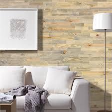 Wodewa Holz Wandverkleidung Vintage Optik I 1m² Nachhaltige Echtholz