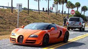 When it launched in 2005, the bugatti veyron set new standards for hypercars. Tampa Bay Segment Of Top Gear Show Features Bugatti Veyron