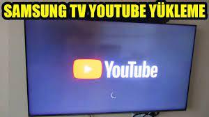SAMSUNG TV YOUTUBE YÜKLEME (ÇOK KOLAY !!!) - YouTube