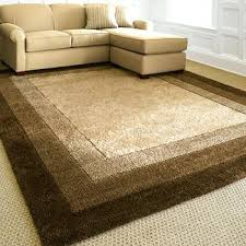 brown area rug dazzling amazing rugs for living room