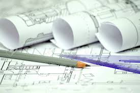 architectural design drawings.  Design Heap Of Architectural Design And Project Blueprints Drawings House  Technical Stock Photo  23987043 With Architectural Design Drawings