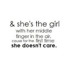 I May Act Like I Dont Care Quotes. QuotesGram