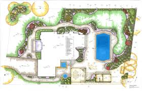 Backyard Landscape Design Plans Unique Five Palms Landscaping