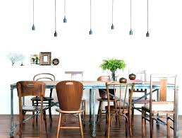 full size of height to hang light above dining table hanging lights for what pendant over