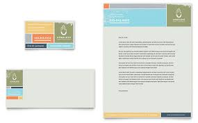 Sample Letter Head Free Letterhead Templates Business Letterheads Examples