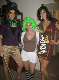 wonka chocolate bar costume. Brilliant Costume My Friends And I Always Do Group Themed Costumes This Year We Did A Willy  Wonka Theme We Had Willy An Oompa Loompa Was Bar Complete With  On Chocolate Costume N