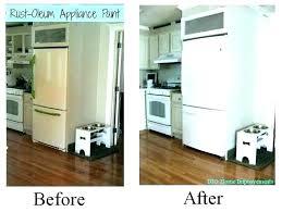 Appliance Paint Colors Epoxy Portrait Home Depot Floor Lowes