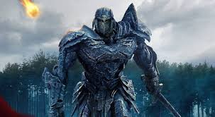 in disguise transformers 5 poster stellbane the last knight