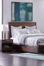 Queen size bed in small room Sets How To Fit Queen Beds In Small Spaces Overstock How To Fit Queen Beds In Small Spaces Overstockcom