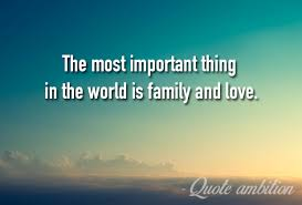 Quotes About The Importance Of Family Interesting Best 48 Inspirational Family Quotes Sayings TOP LIST