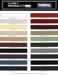 Aluminum Siding Color Chart Www Bedowntowndaytona Com