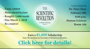 the institute for the study of western civilization the  web5 science week button