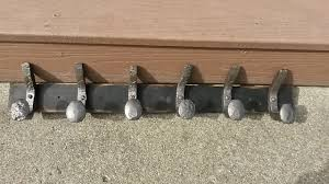 How To Make A Coat Rack With Railroad Spikes Railroad Spike Coat Rack Album on Imgur 71