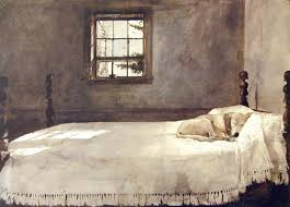 Great Andrew And Jamie Wyeth Master Bedroom By Andrew Wyeth Open Edition Print,  Conservation Framing, UV Protective Glass 18 X 24.75 (image Size)