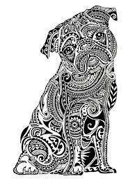 Small Picture Coloring Pages Of Animals For Adults Coloring Page Picture