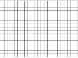Large Graph Paper Template 1 Inch Square Graph Paper Large Square Graph Paper Template 1 4 Inch