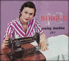 Used Barracuda Sewing Machine