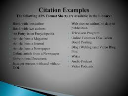 Ppt Introduction To Apa Powerpoint Presentation Id3948711