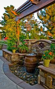 Yard Fountains The 25 Best Outdoor Fountains Ideas On Pinterest Outdoor Water