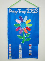 Daisy Petal Kaper Chart Kaper Chart With Girls Names As Petals On Felt Daisy Girl