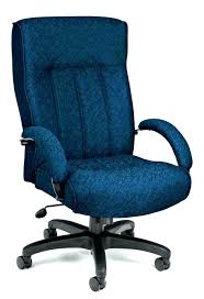 navy blue office chair leather chairs furniture executive