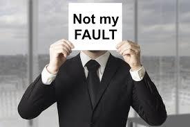 Risultati immagini per it's not my fault