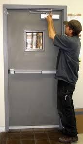door closer installation. door closer installation in new york