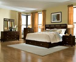 Decorative Palm Tree On Wicker Pot Master Bedrooms With Carpet - Decorative bedrooms