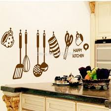 diy dining room wall art. DIY Adhesive PVC Cartoon Wall Art Stickers Wallpapers Decals For Dining Room Background Kitchen Ware -in From Home \u0026 Garden On Aliexpress.com Diy I