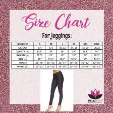 Vs Pink Size Chart Hello Pink Size Charts Pink Fashion Pink Size Chart