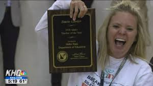 WATCH: Stacie Lawler named 2020 Idaho Teacher of the Year   News ...