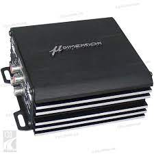 u-Dimension Element EL-Mini — car amplifier