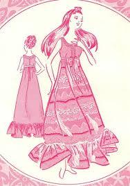 Muumuu Pattern Awesome Vintage Muumuu Pattern Size 48 Polynesian 48