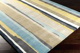 blue and yellow rug blue haze feather grey green yellow area rug blue and yellow rugby