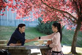 Earlier in the film, we see lara jean and peter snap pics of each other to use as their lock screen photos, but we never witness the creation of this so as you rewatch to all the boys i've loved before, perhaps these little tidbits will give you a bit more context to just how close and fun this cast. To All The Boys I Ve Loved Before Review Netflix S Latest Charms Vox