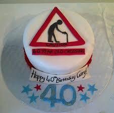 92 40th Birthday Cake Ideas Male 40th Birthday Cake For A Man
