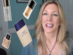 what is the best makeup foundation for aging skin