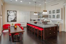 Modern Kitchen Counter Stools Modern Red Kitchen Bar Counter Stool Designs Trends4uscom